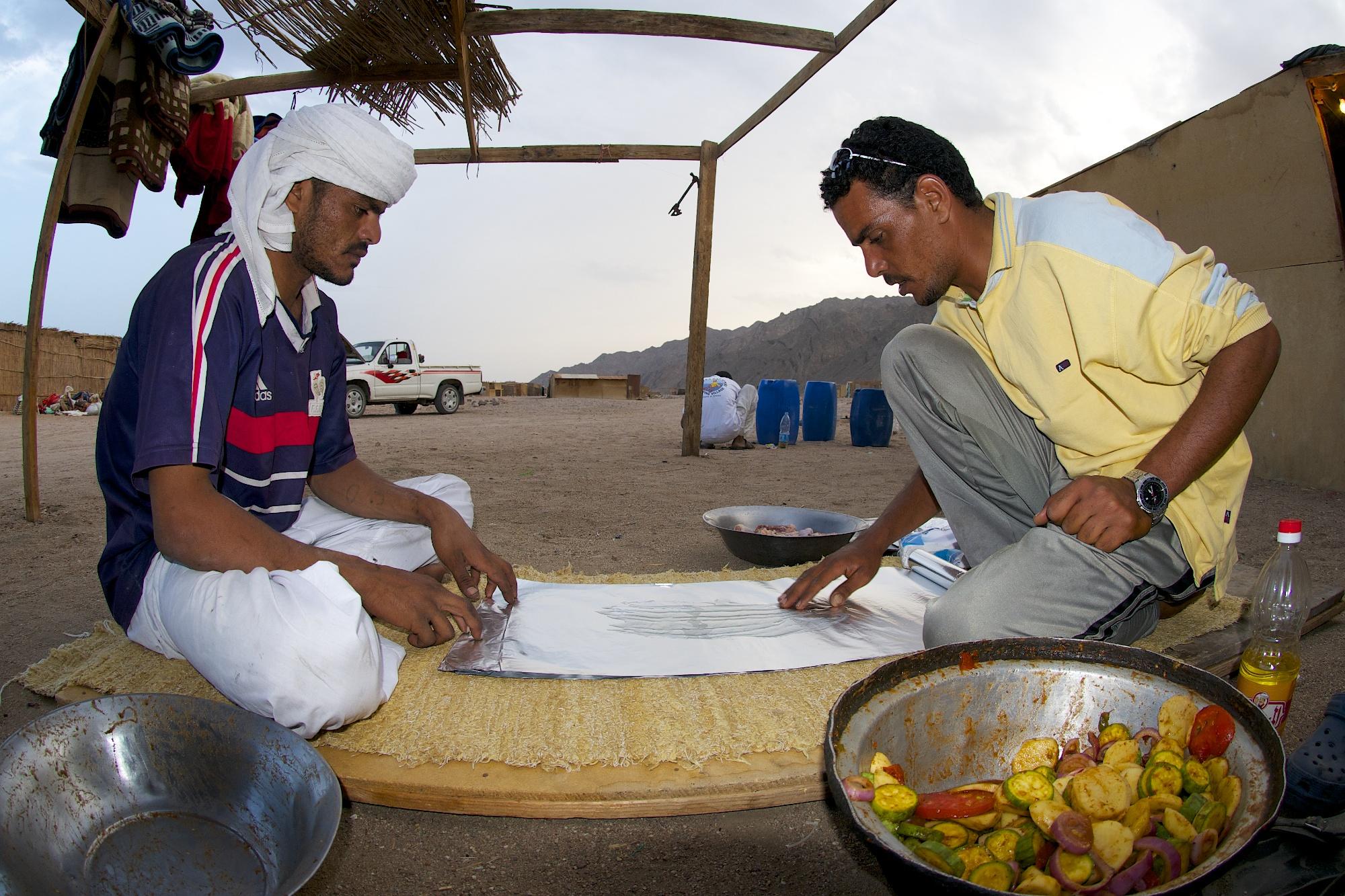 Beduins, Sinai, Egypt