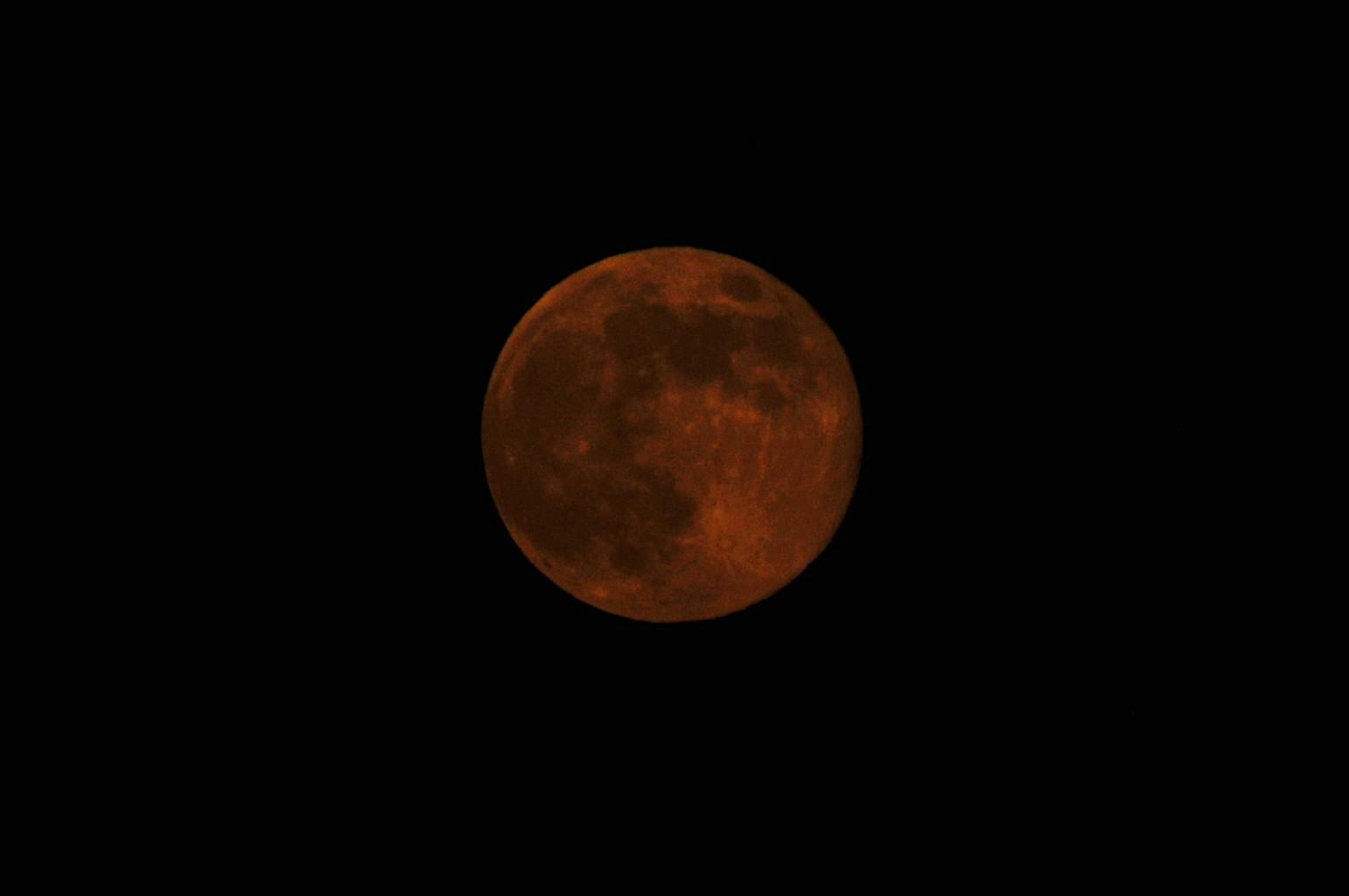 Full Moon, Red Sea, Egypt