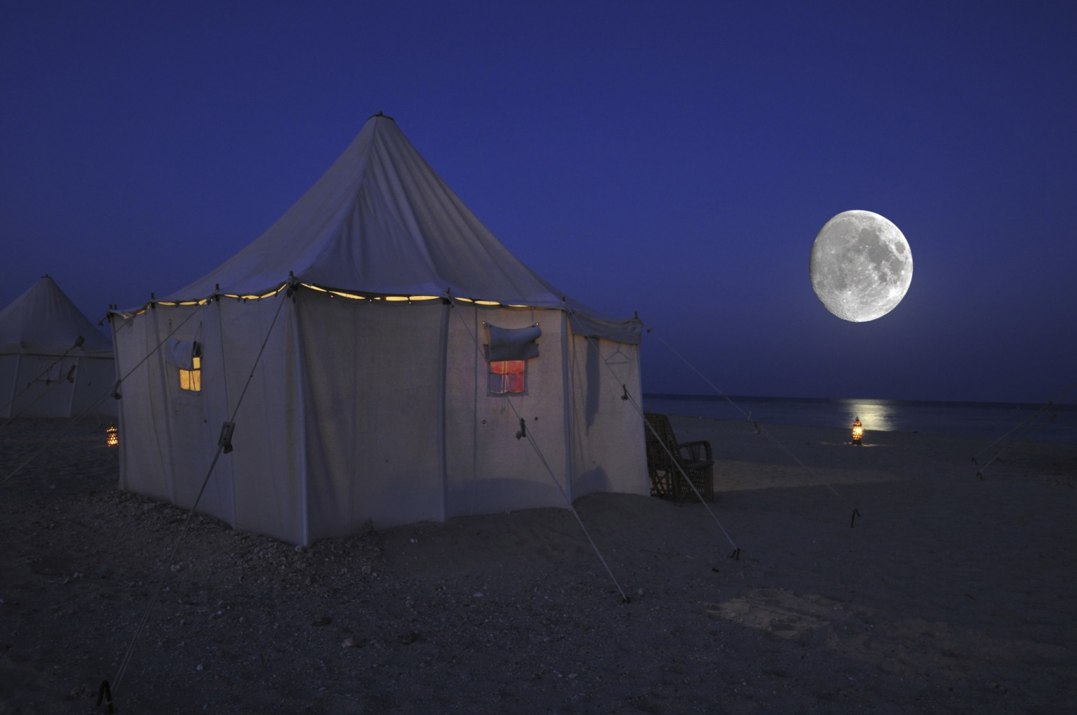 Marsa Shagra Dive Camp, southern Red Sea, Egypt