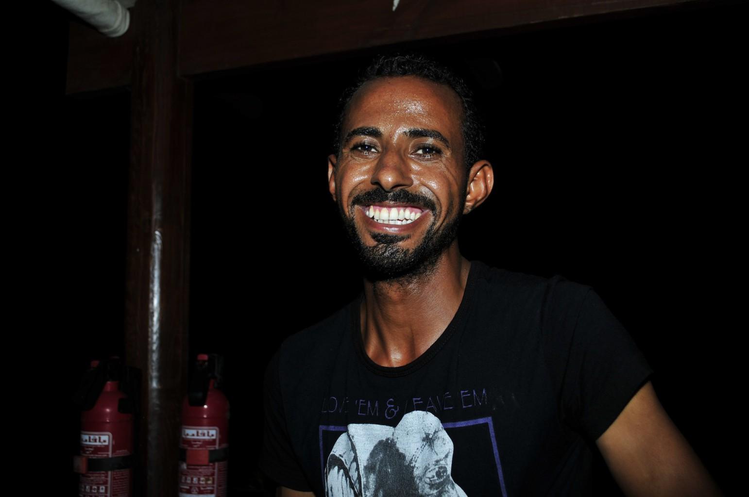 Hassan, good People of Egypt