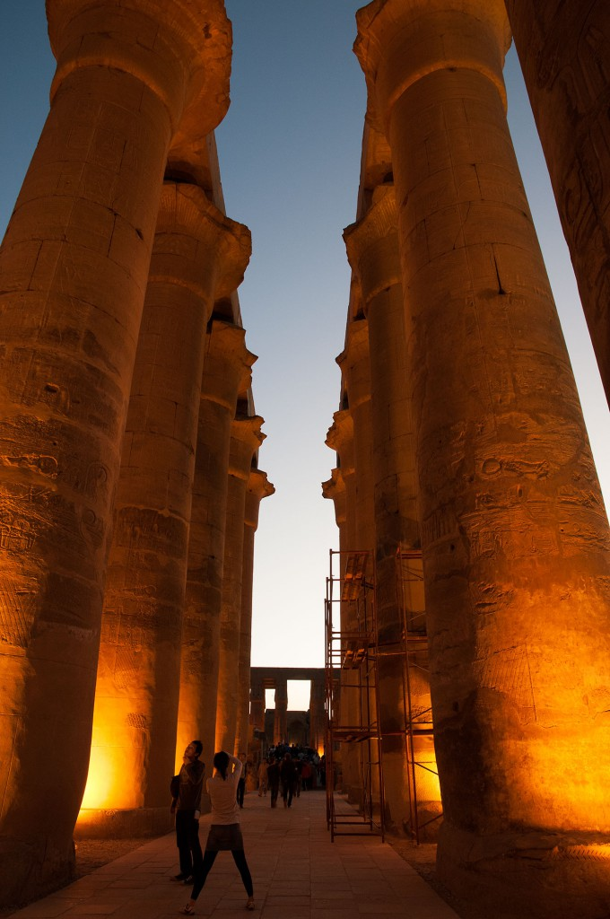 Ancient Egyptian Temple , Egypt