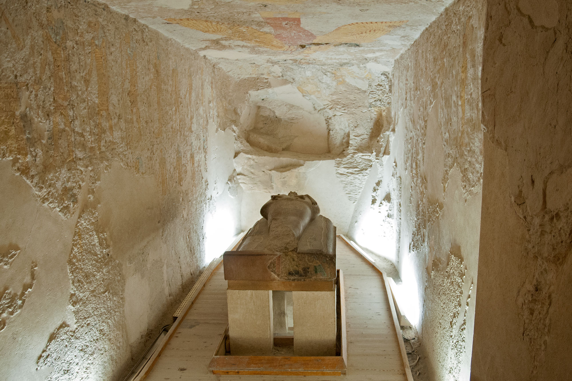Tomb in the Valley of the Kings, Luxor, Egypt