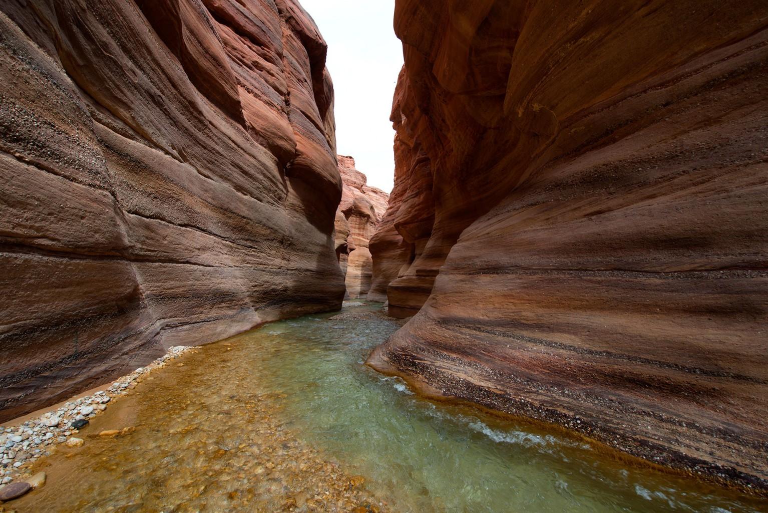 Wadi Hissa, Jordan