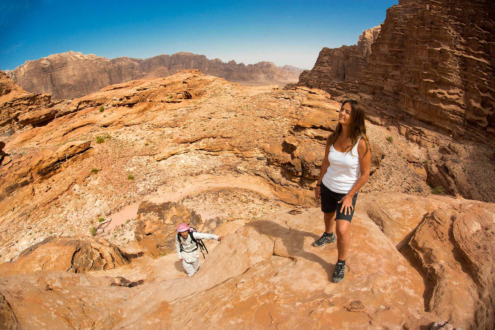 Wadi Rum, a place like no where in the world