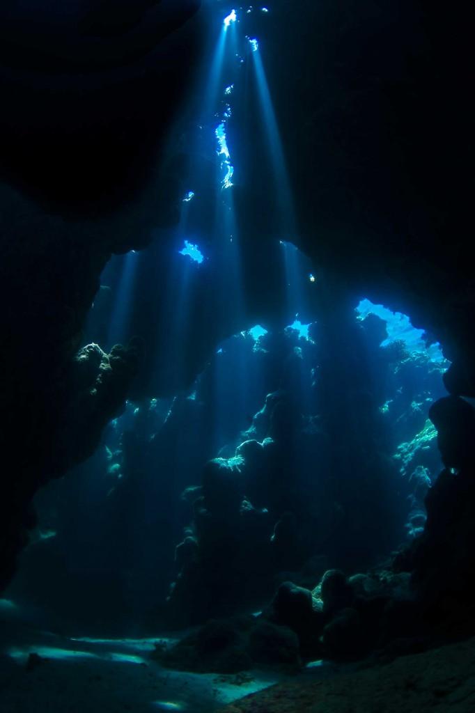 Marsa Shagra Caves, southern Red Sea, Egypt