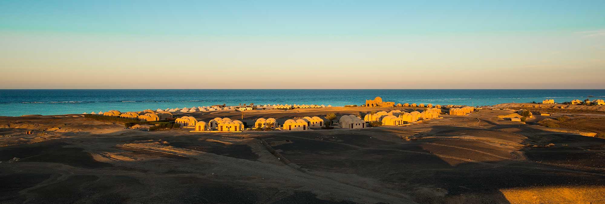 Marsa Shagra Dive Camp, southern Red Sea - Egypt