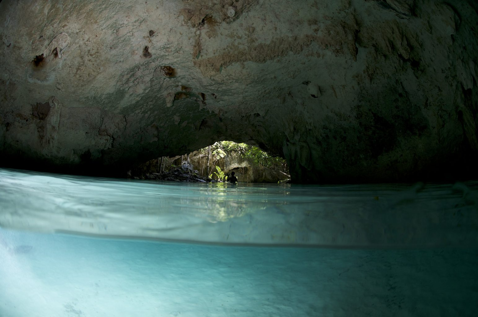Grand Cenotes, Yucatan, Mexico