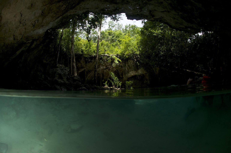 Grand Cenotes, Yucatan, Mexico