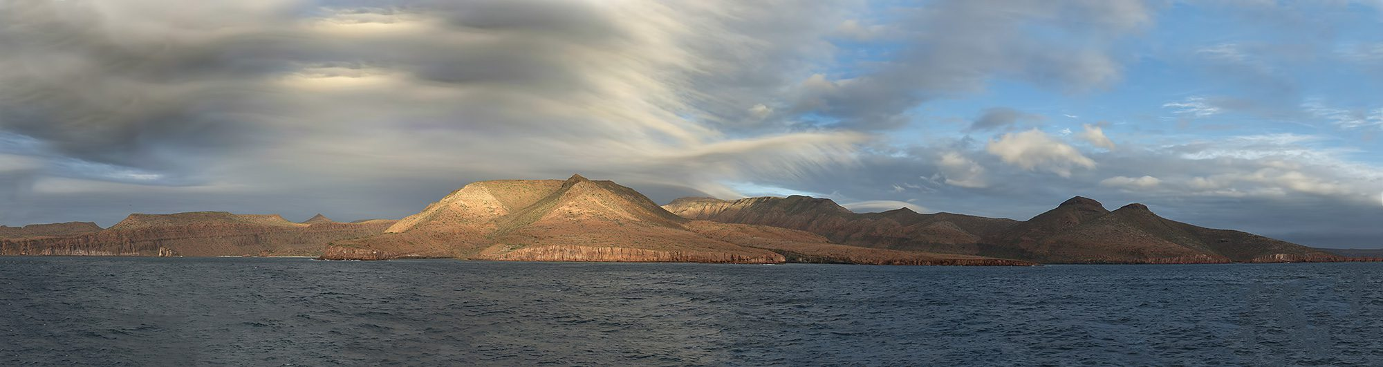 Isla Espiritu Santo, Sea of Cortez, Mexico