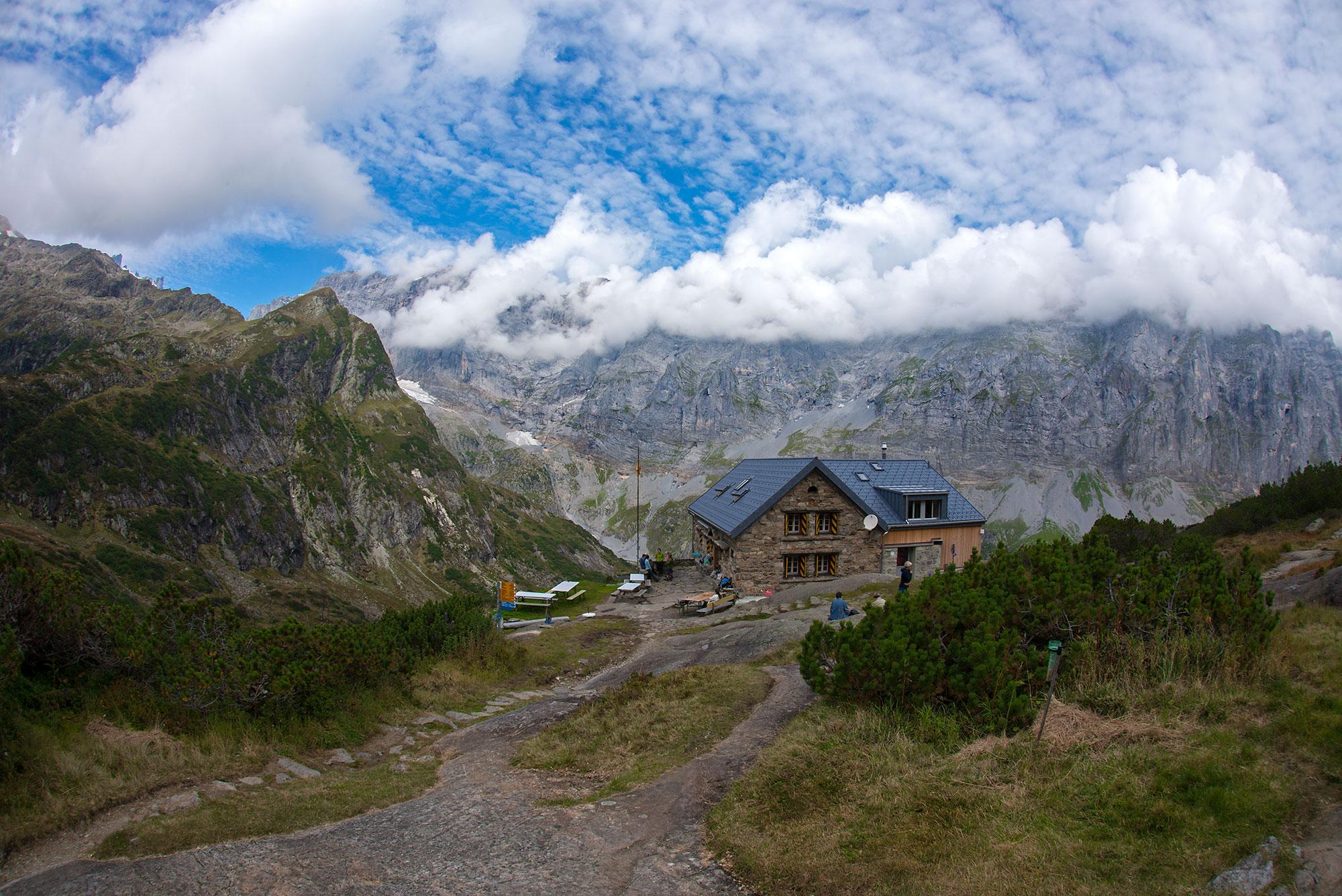 Kröntenhütte, Canton Uri - Switzerland
