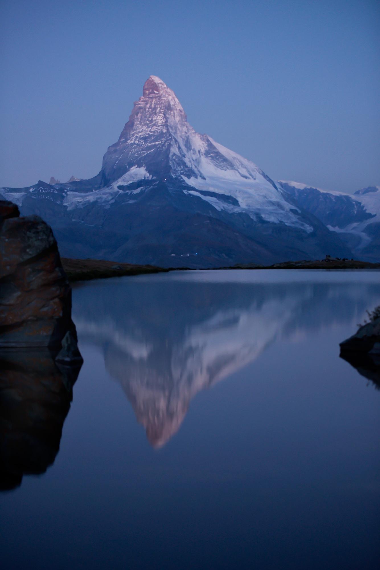 Stellisee, Matterhorn, Zermatt, Switzerland
