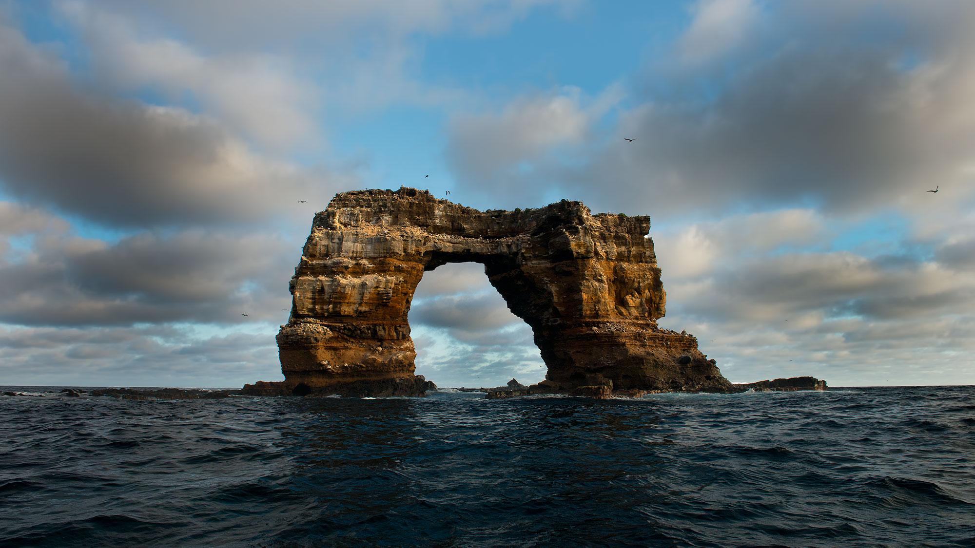 Galapagos Islands - Darwin Arch, Darwin Island