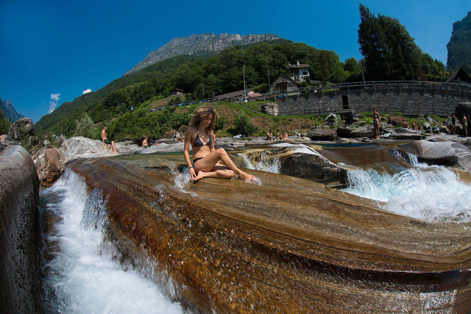 Verzasca Valley, Ticino Switzerland