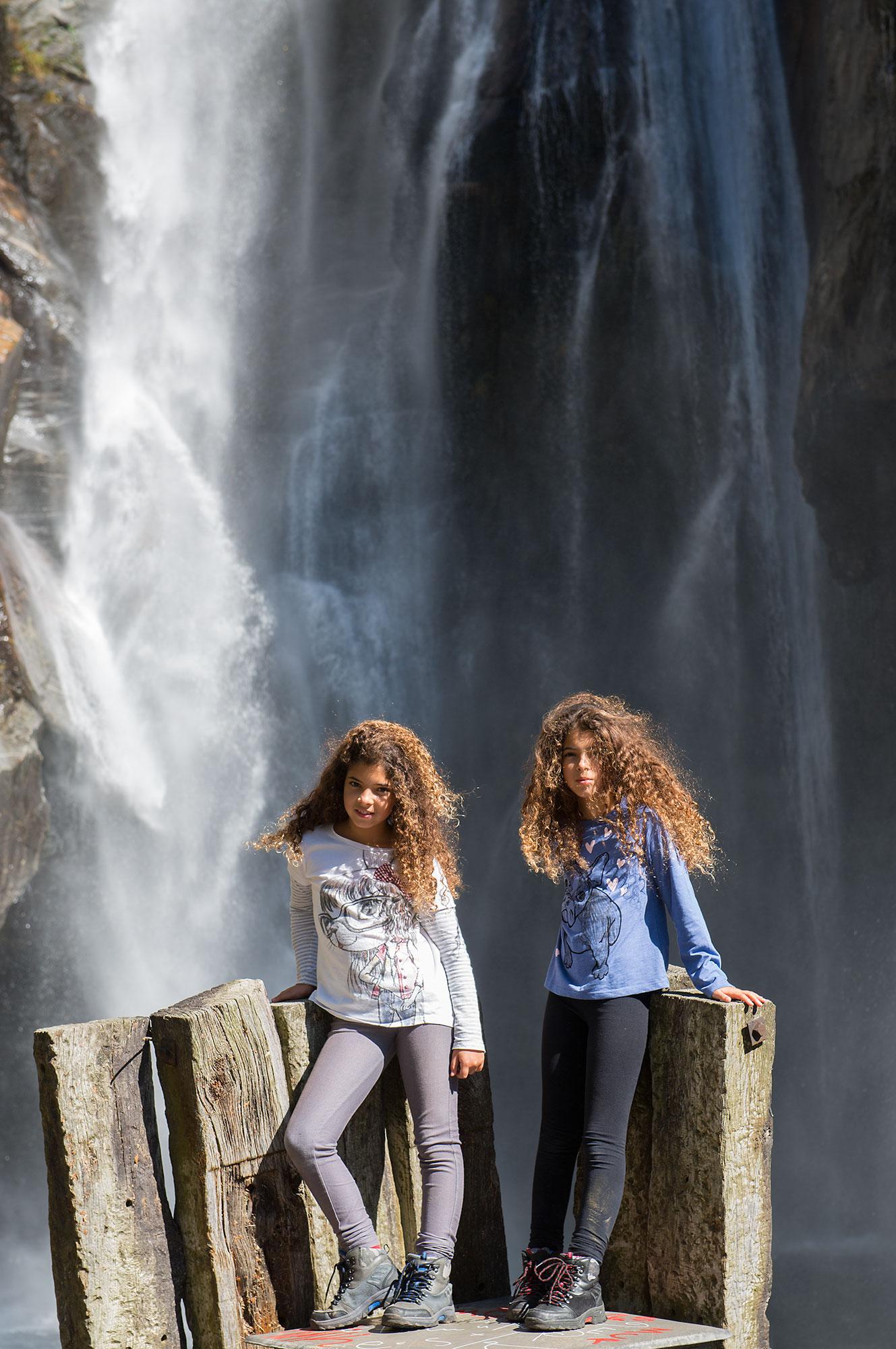 Cascata del Salto, Maggia Valley, Ticino Switzerland