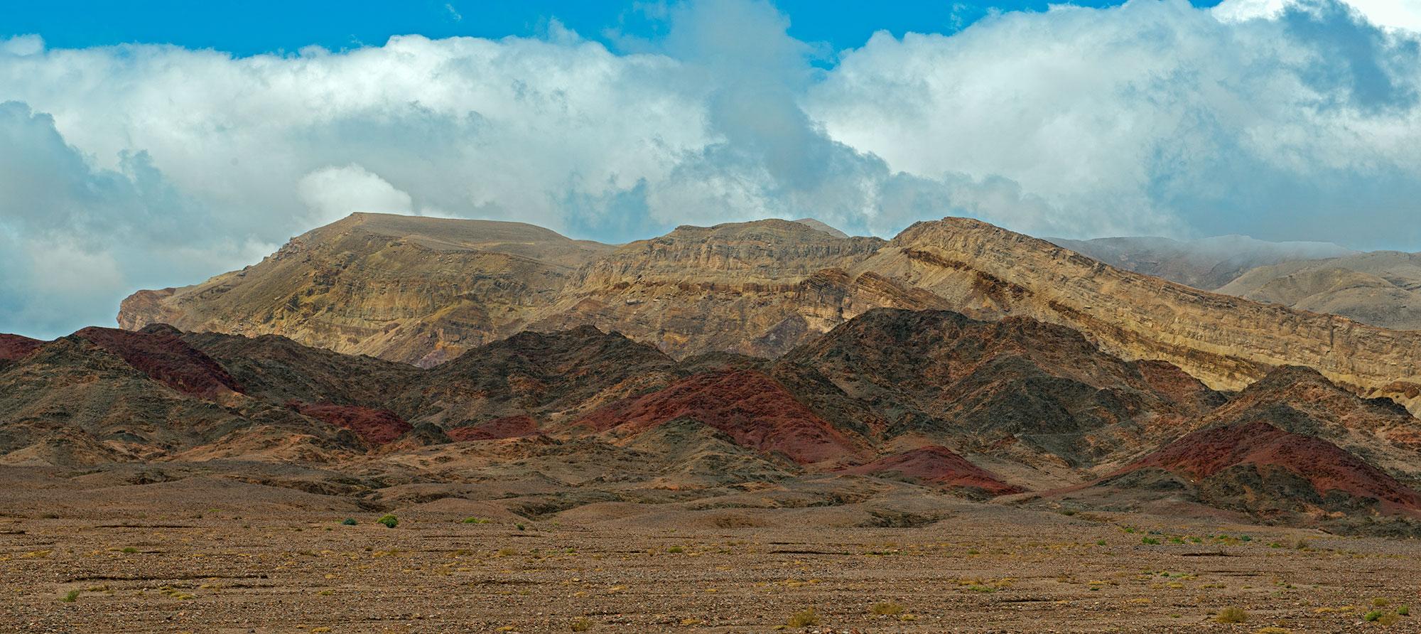Desert Arava Valley, Israel