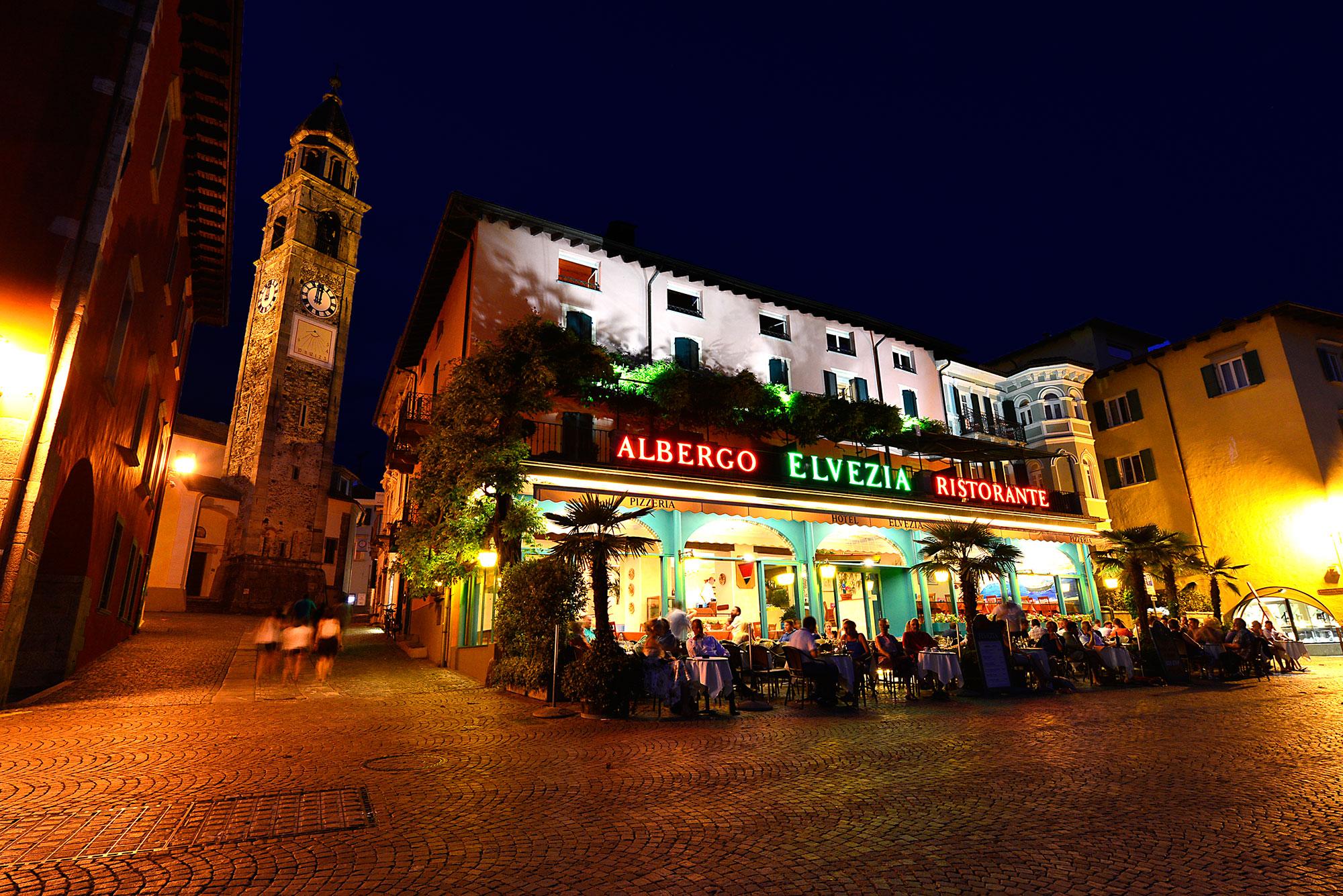 Ascona, Ticino - Switzerland