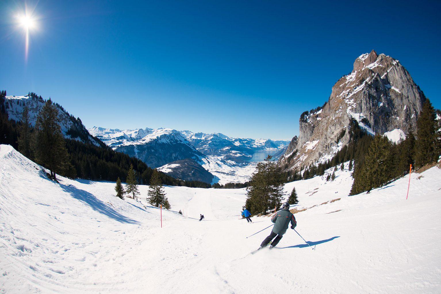 Mythen Region, Switzerland
