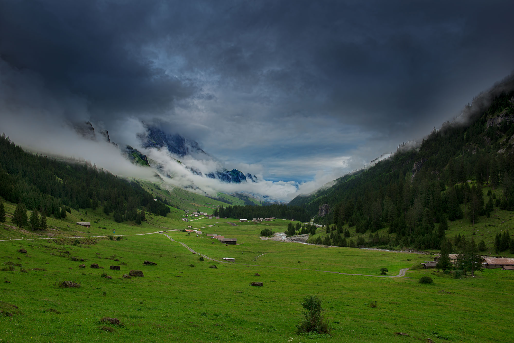 Klausenpass, Canton Uri - Switzerland