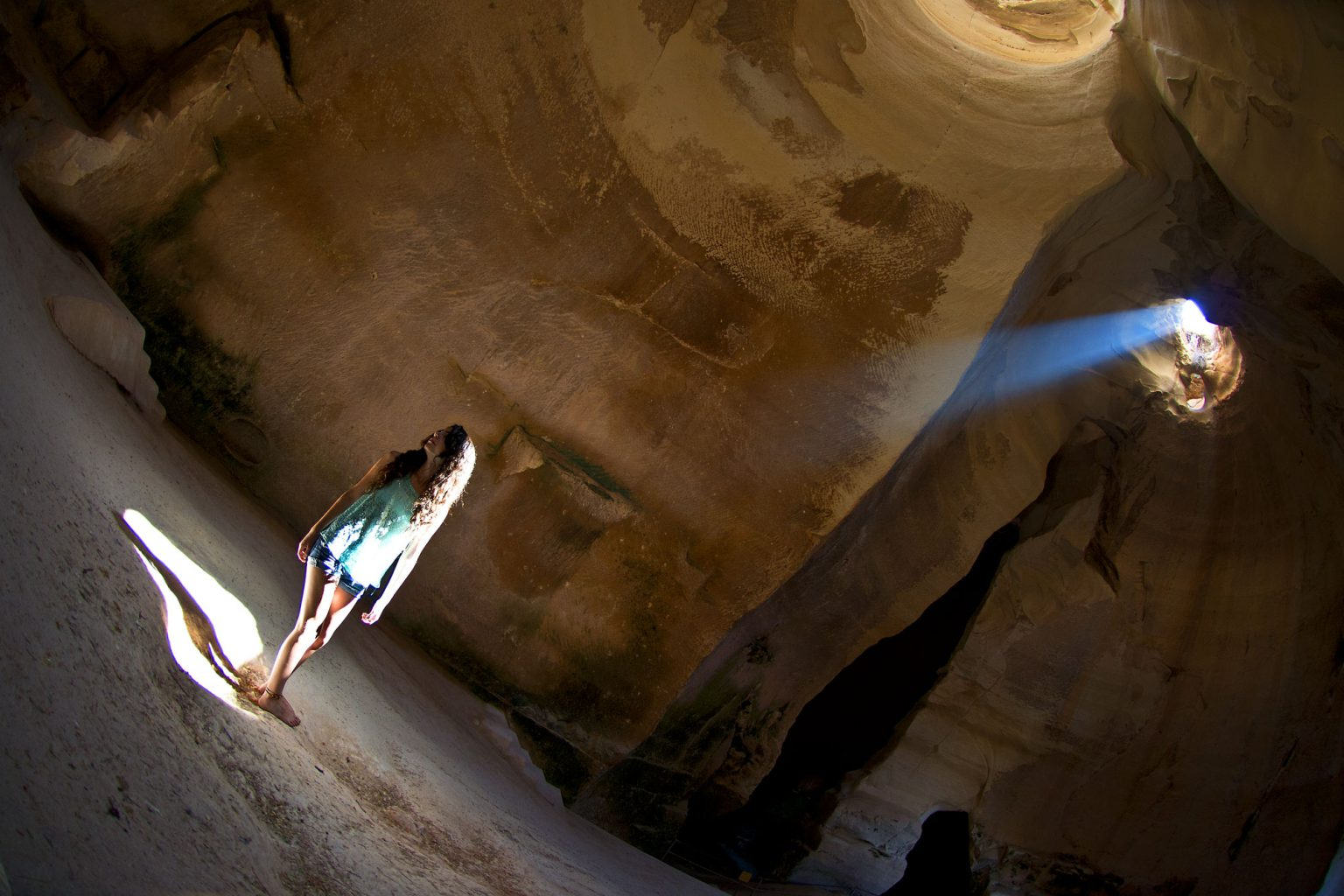 Bet Guvrin Caves, Israel