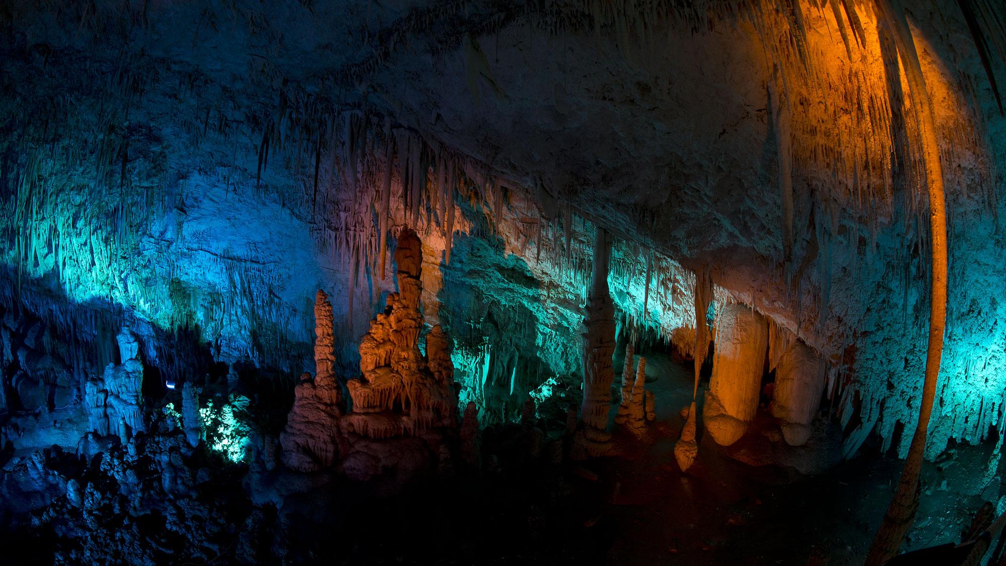 Stalactite Cave, Bet Shemesh - Israel