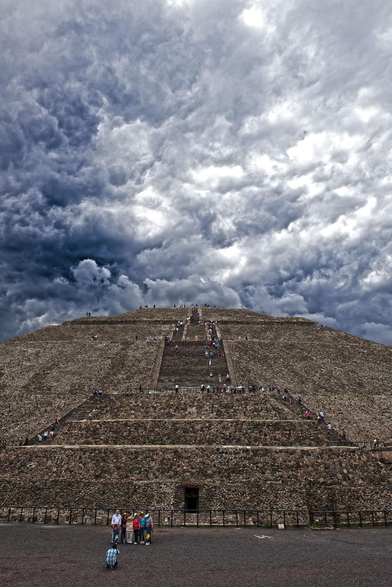 Teotihuacàn Pyramids - Mexico