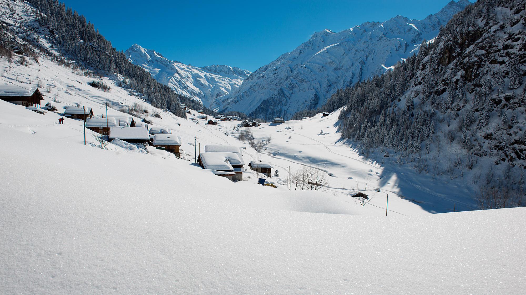 Golzeren Alp, Canton Uri - Switzerland
