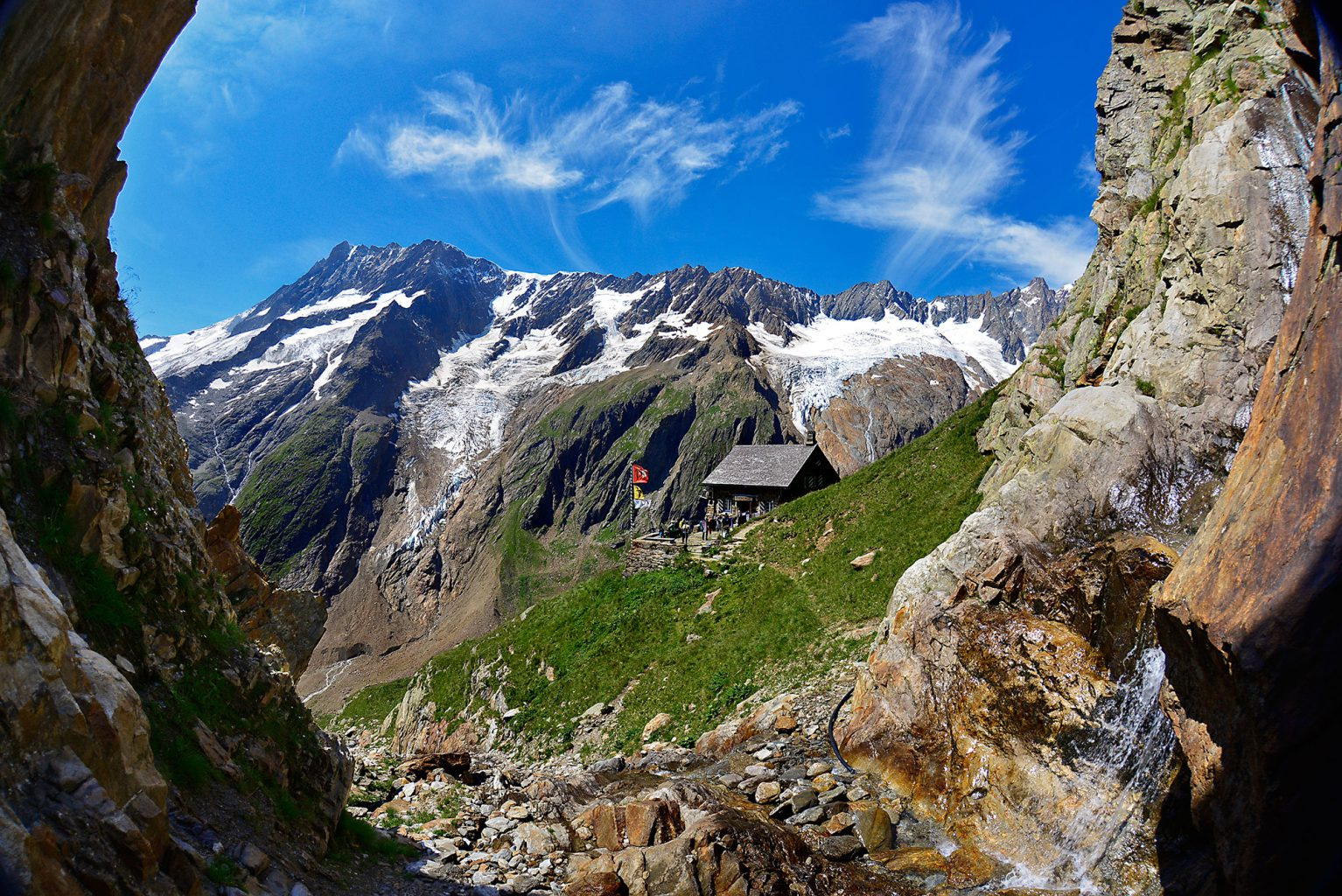 Chelenalphütte, Canton Uri - Switzerland