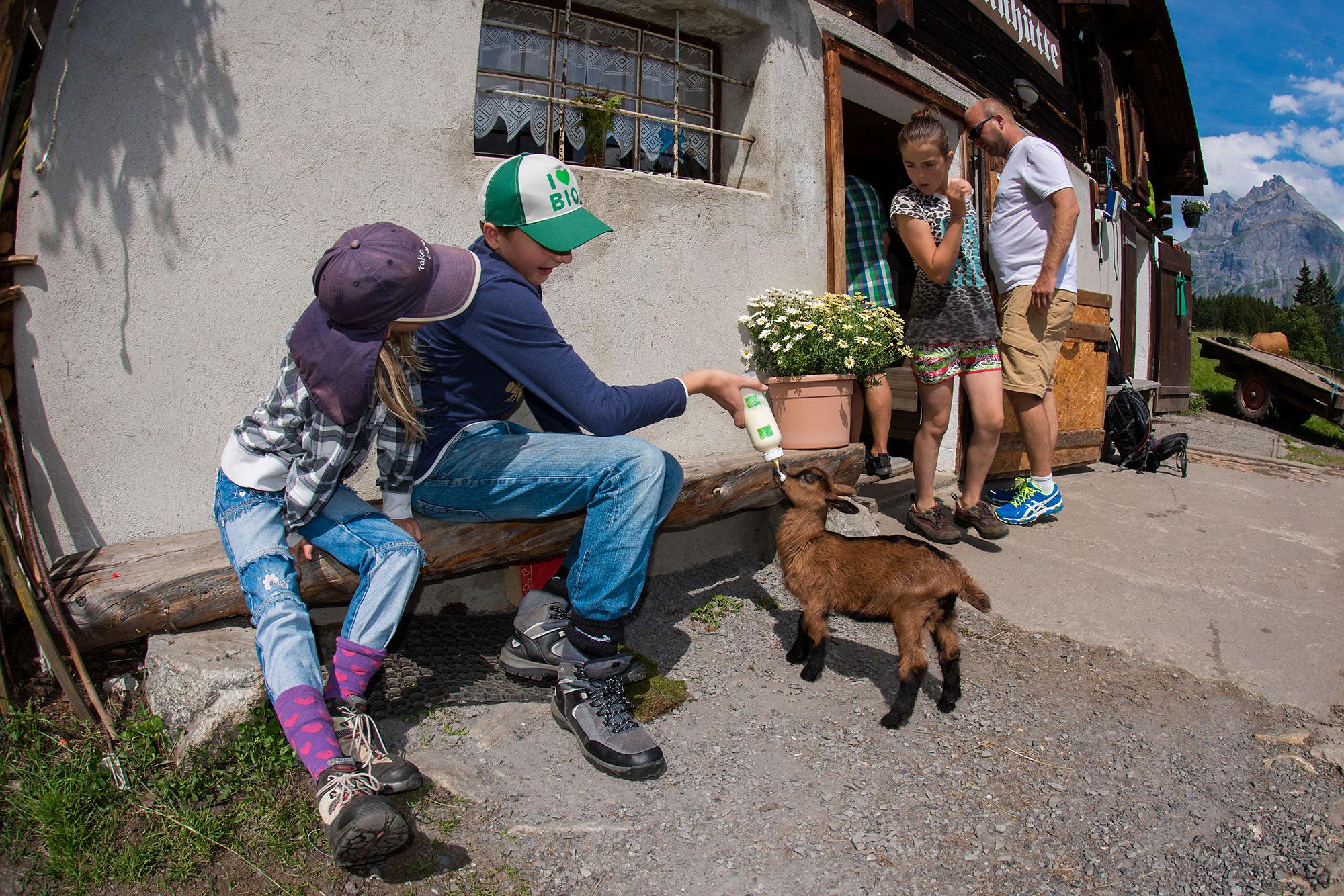 Sennhütte, Arnisee, Canton Uri - Switzerland
