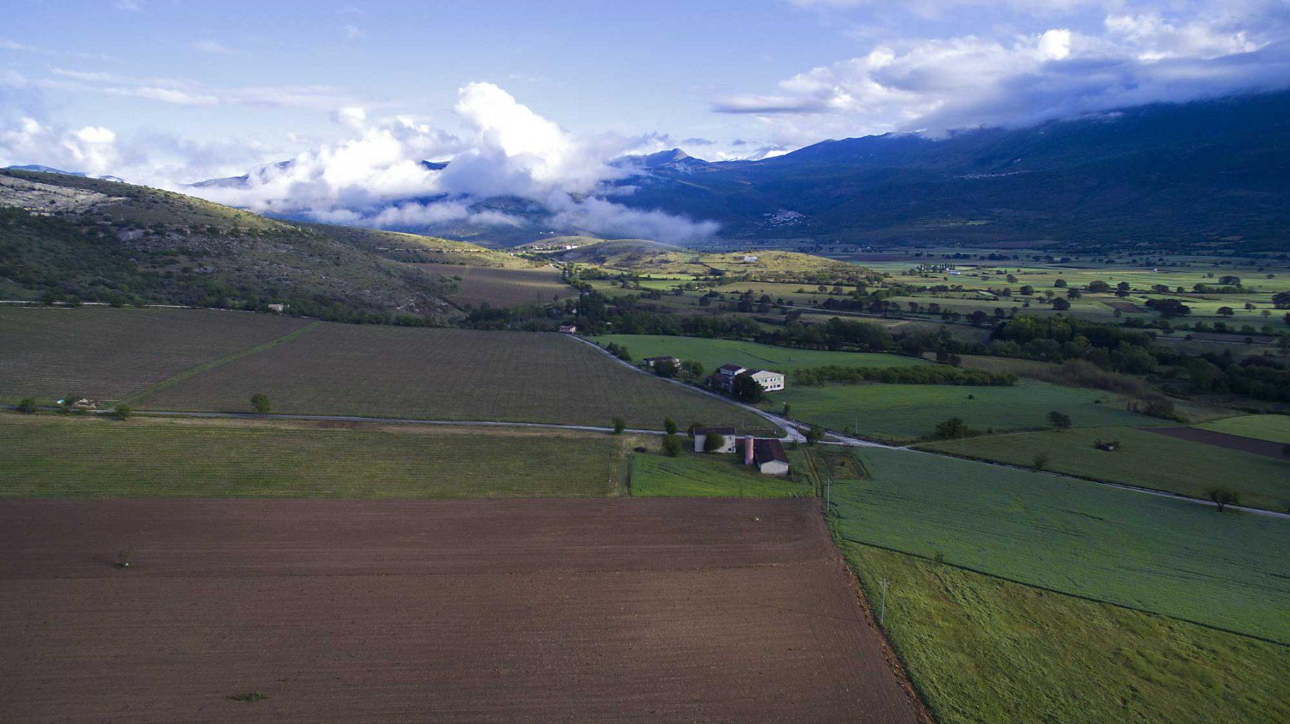 Abruzze Mountains