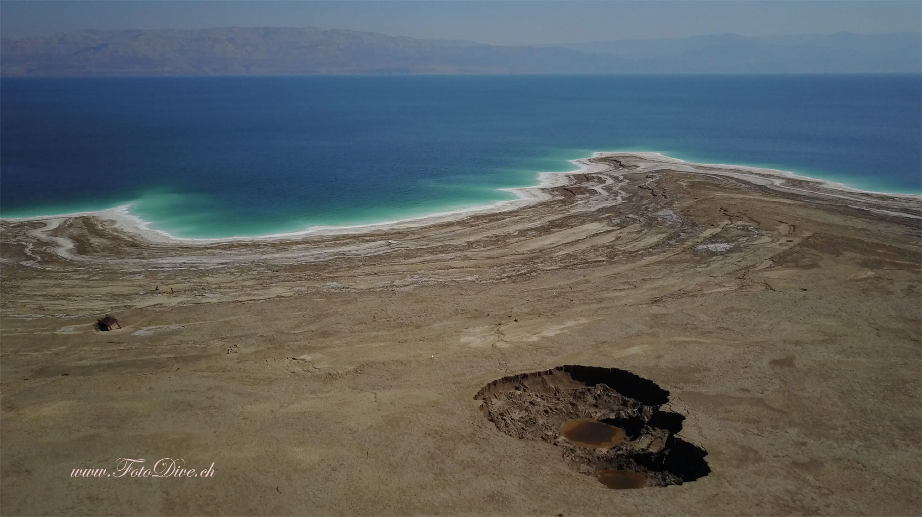 The Dead Sea / Totes Meer Israel