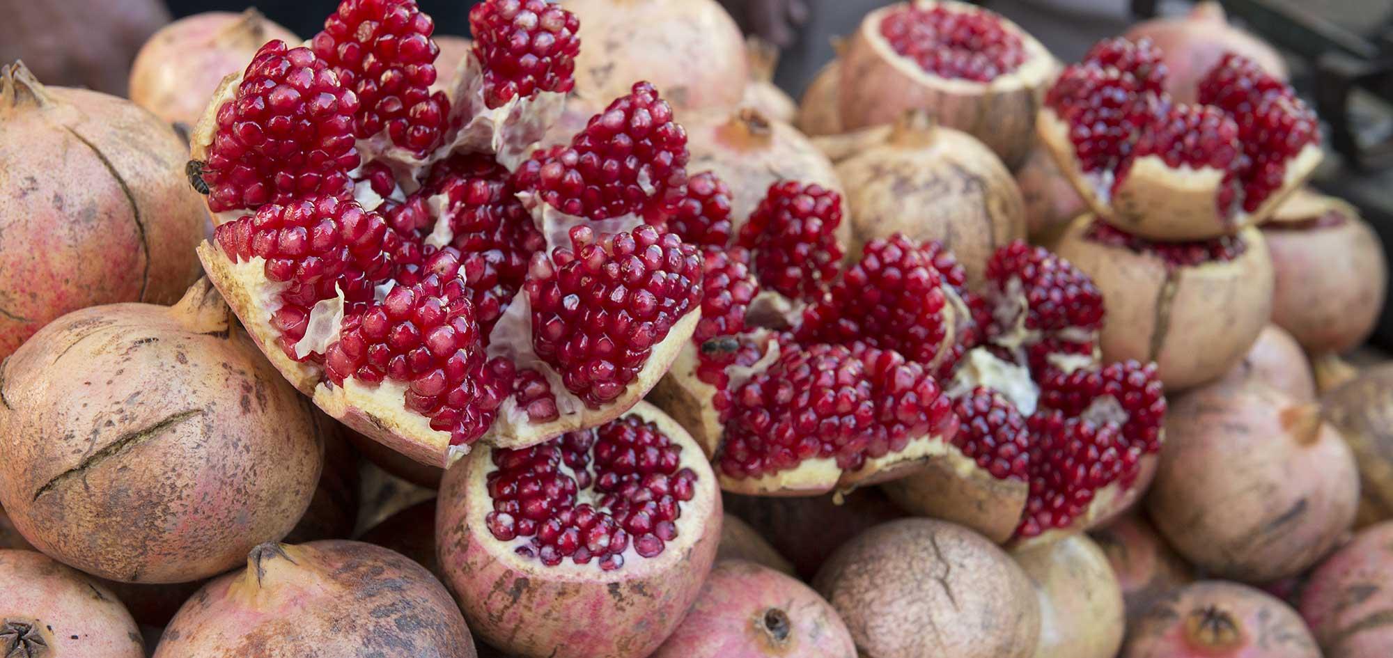 Fresh Fruits of Morocco
