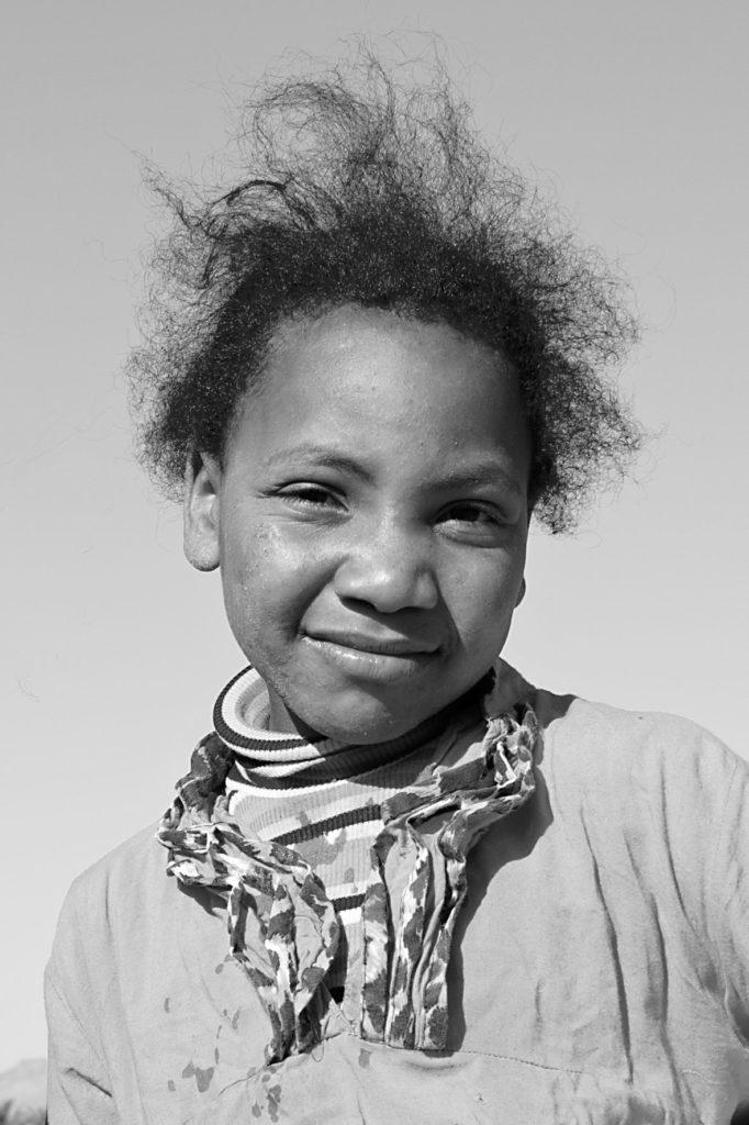 Berber Girl Morocco