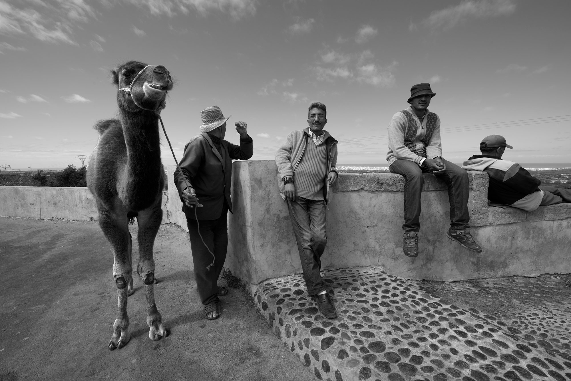 Waiting for Tourists, Morocco