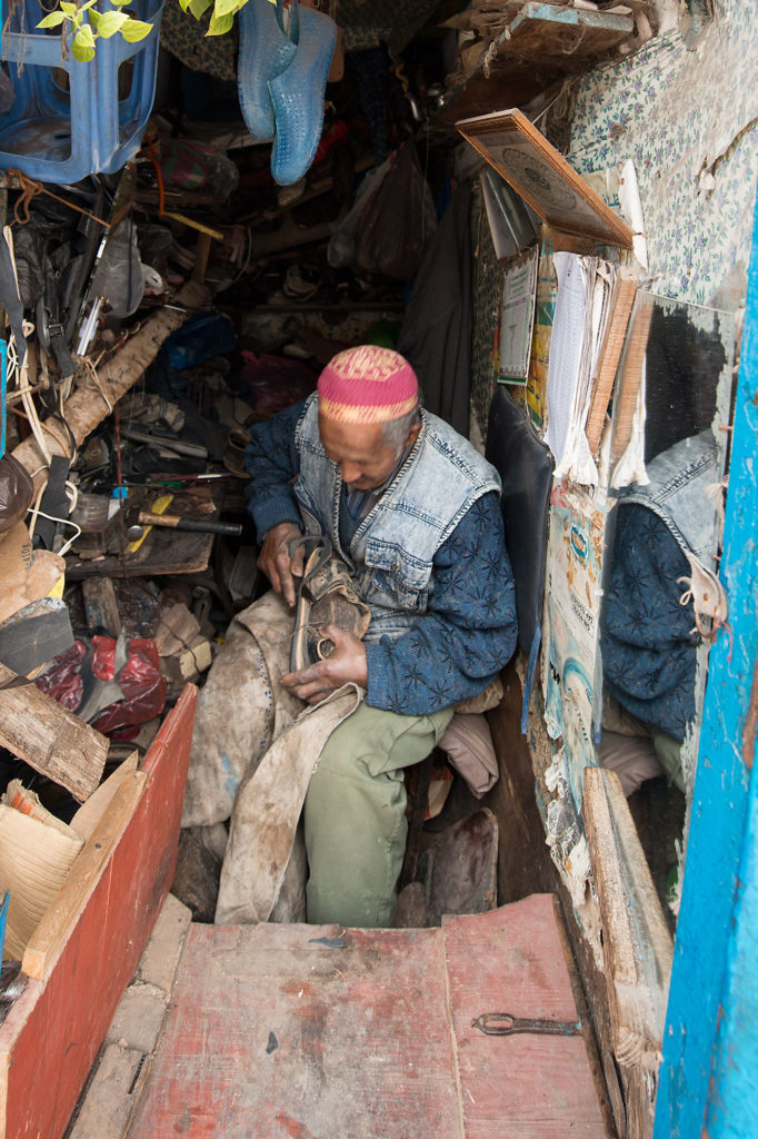 Handycrafter Morocco