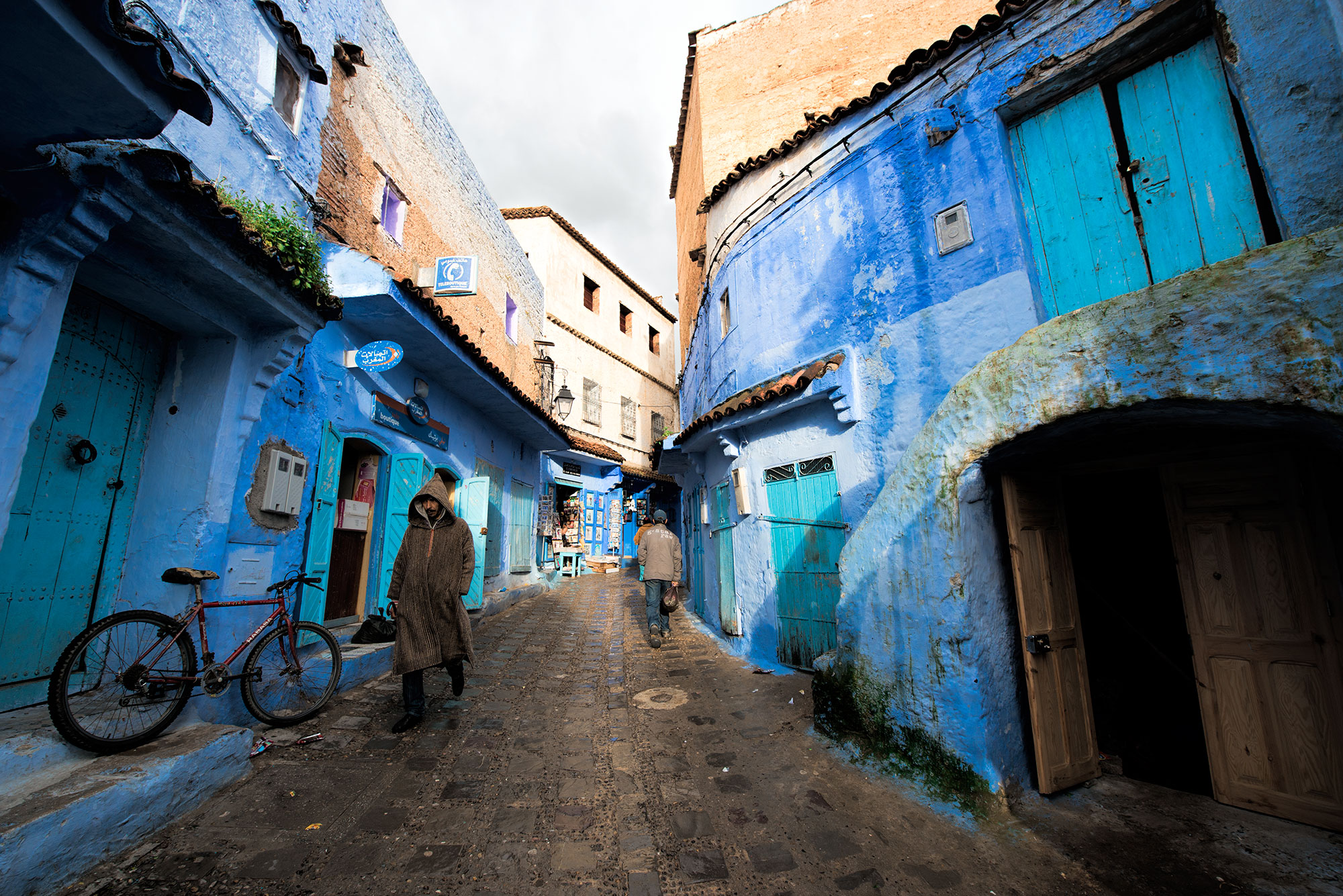 Blue City Northern Morocco