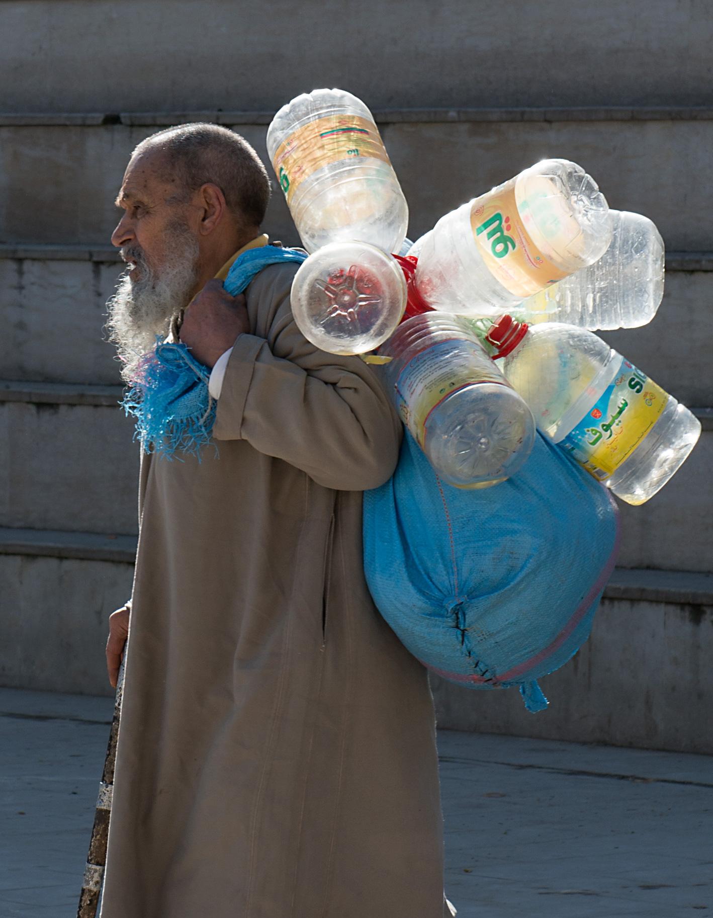 Hard Life in Morocco