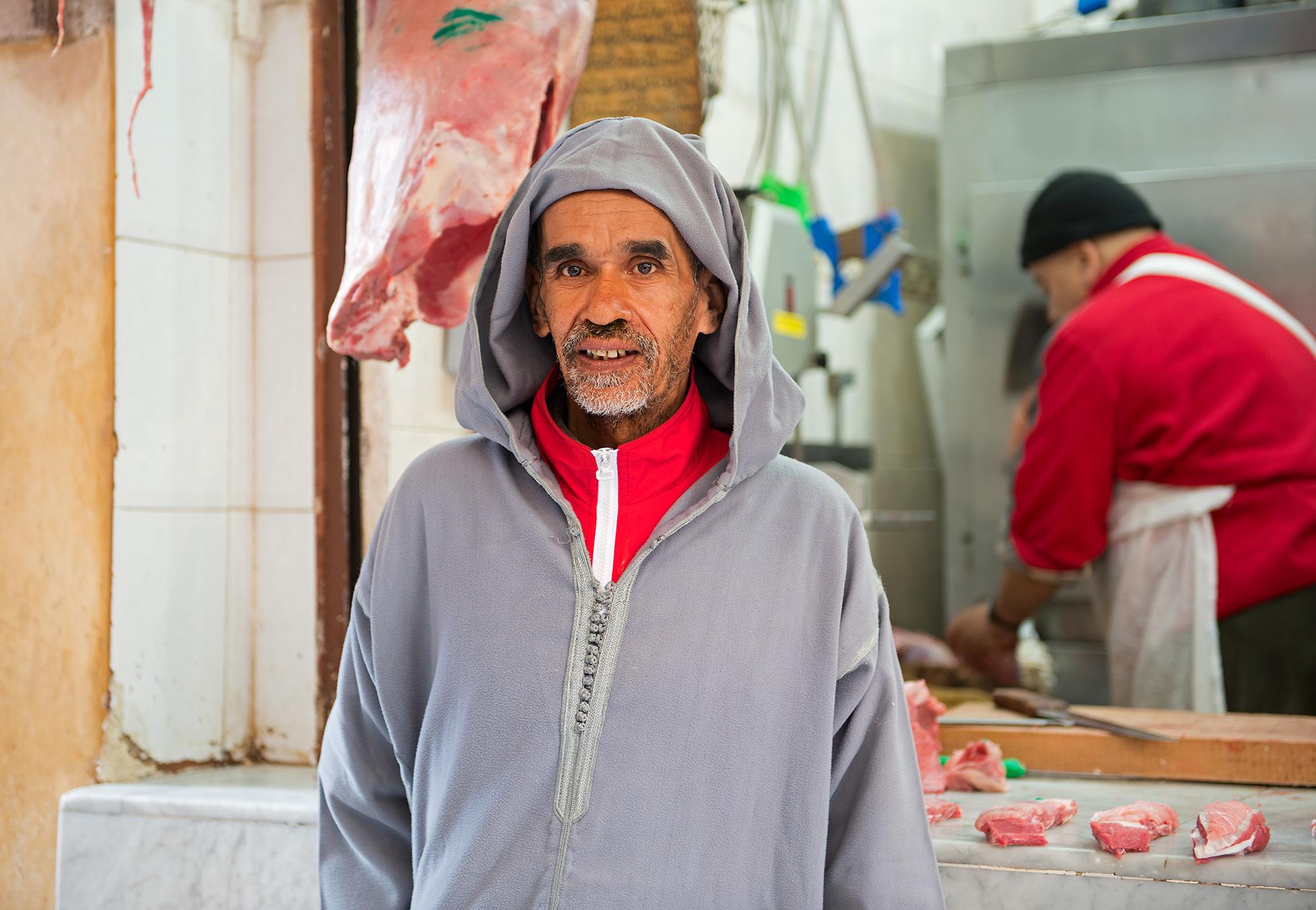 Men Morocco