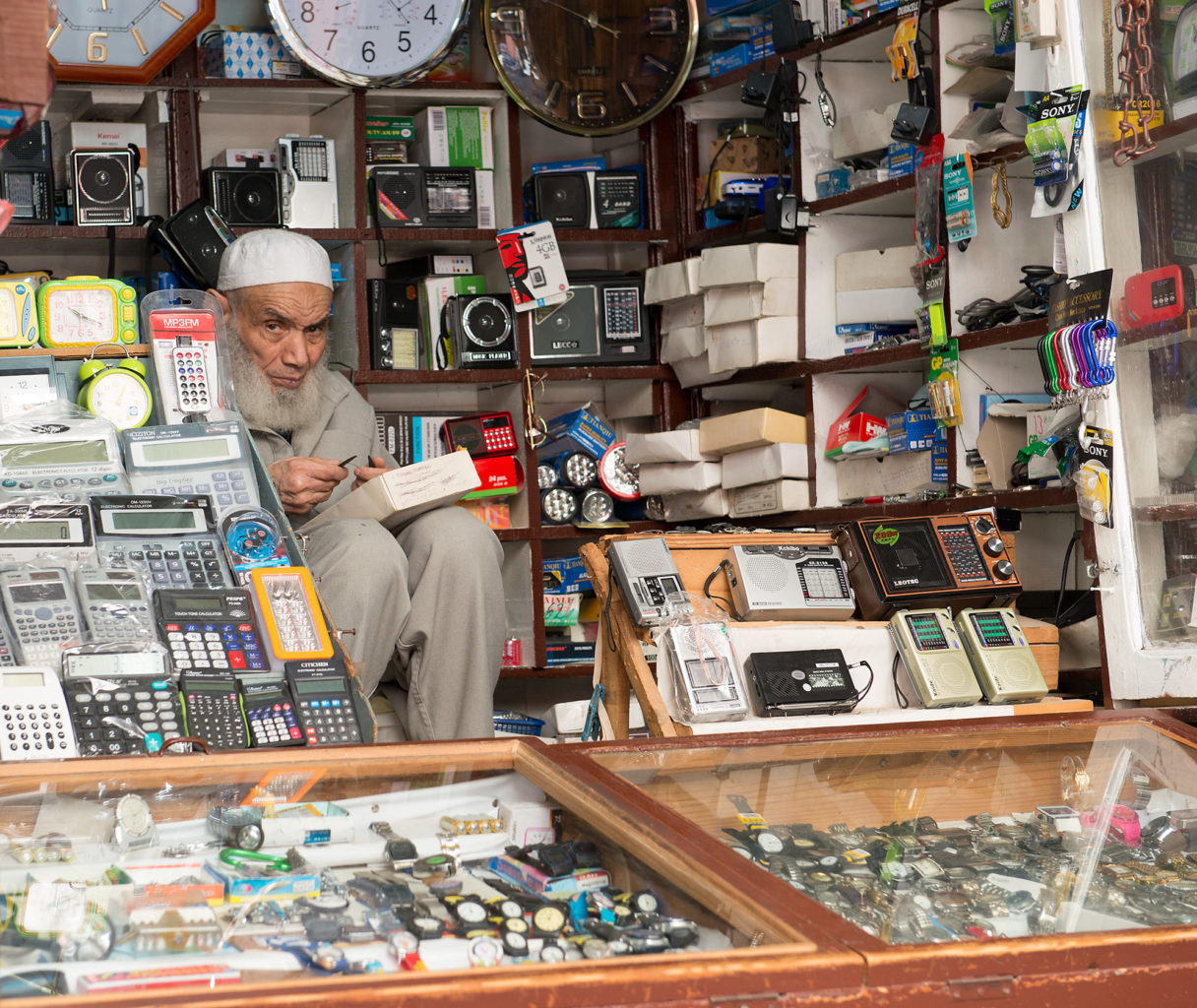 Souk Medina Marrakech Morocco