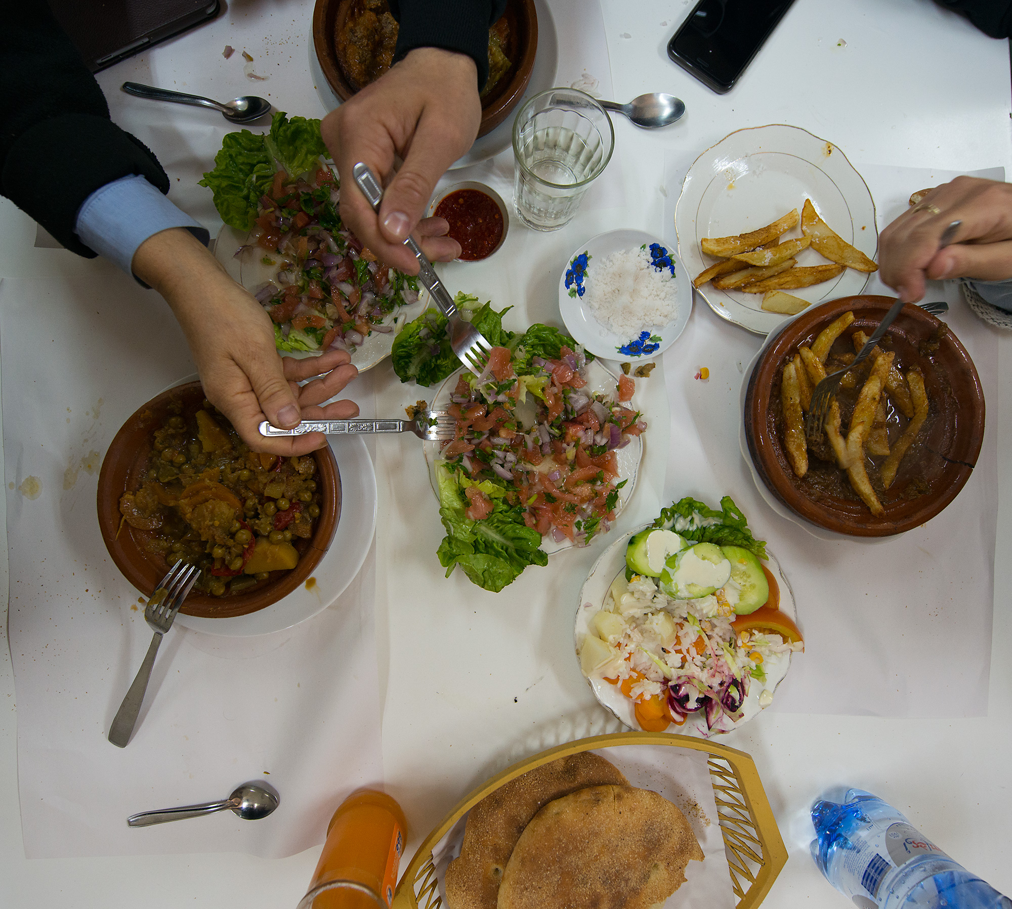 Good Food in Morocco