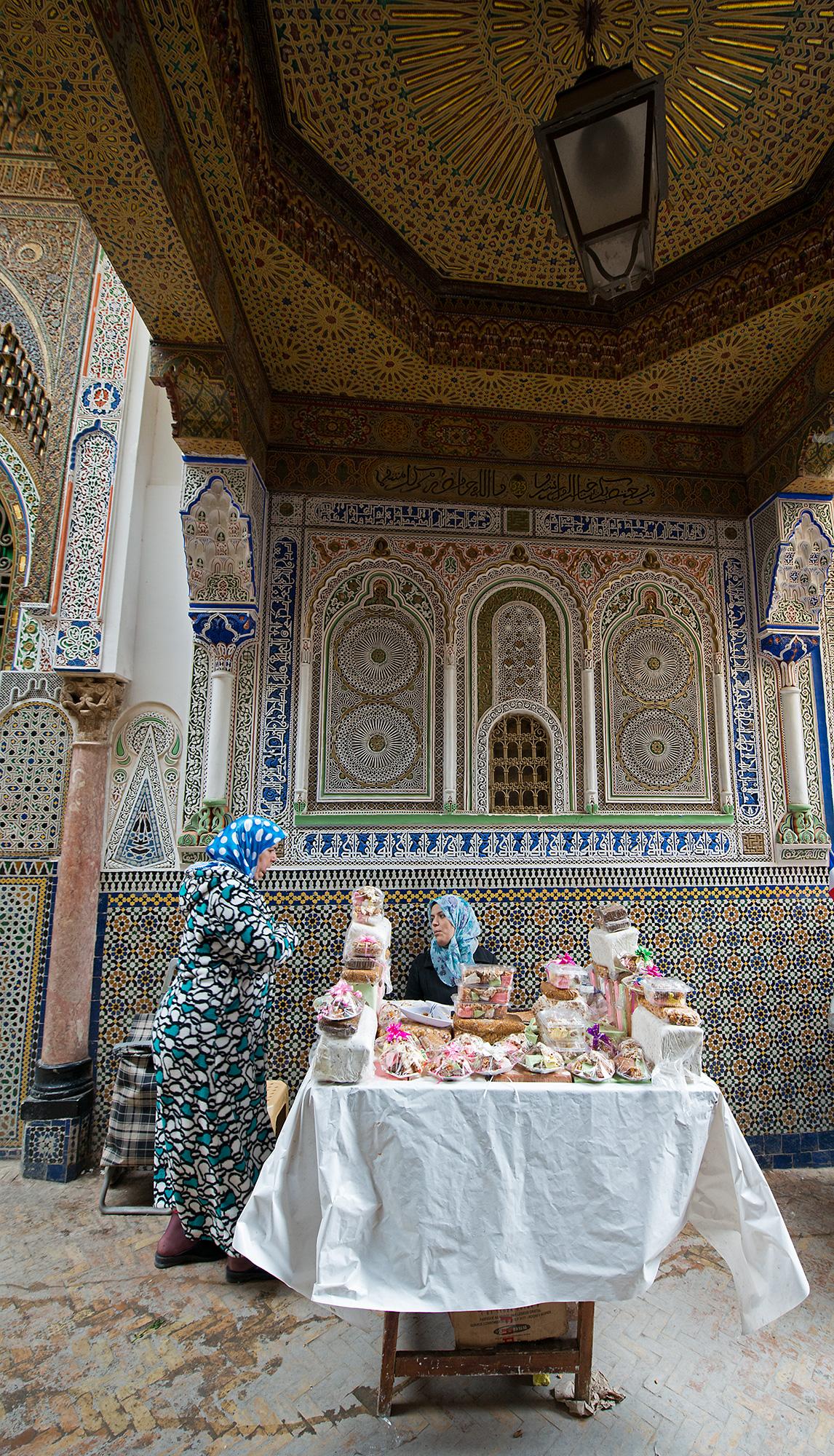 Woman Morocco