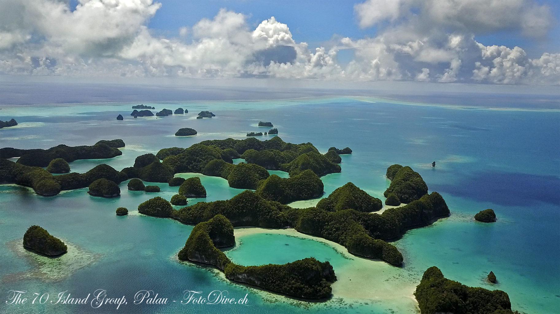 Seventy Islands Palau