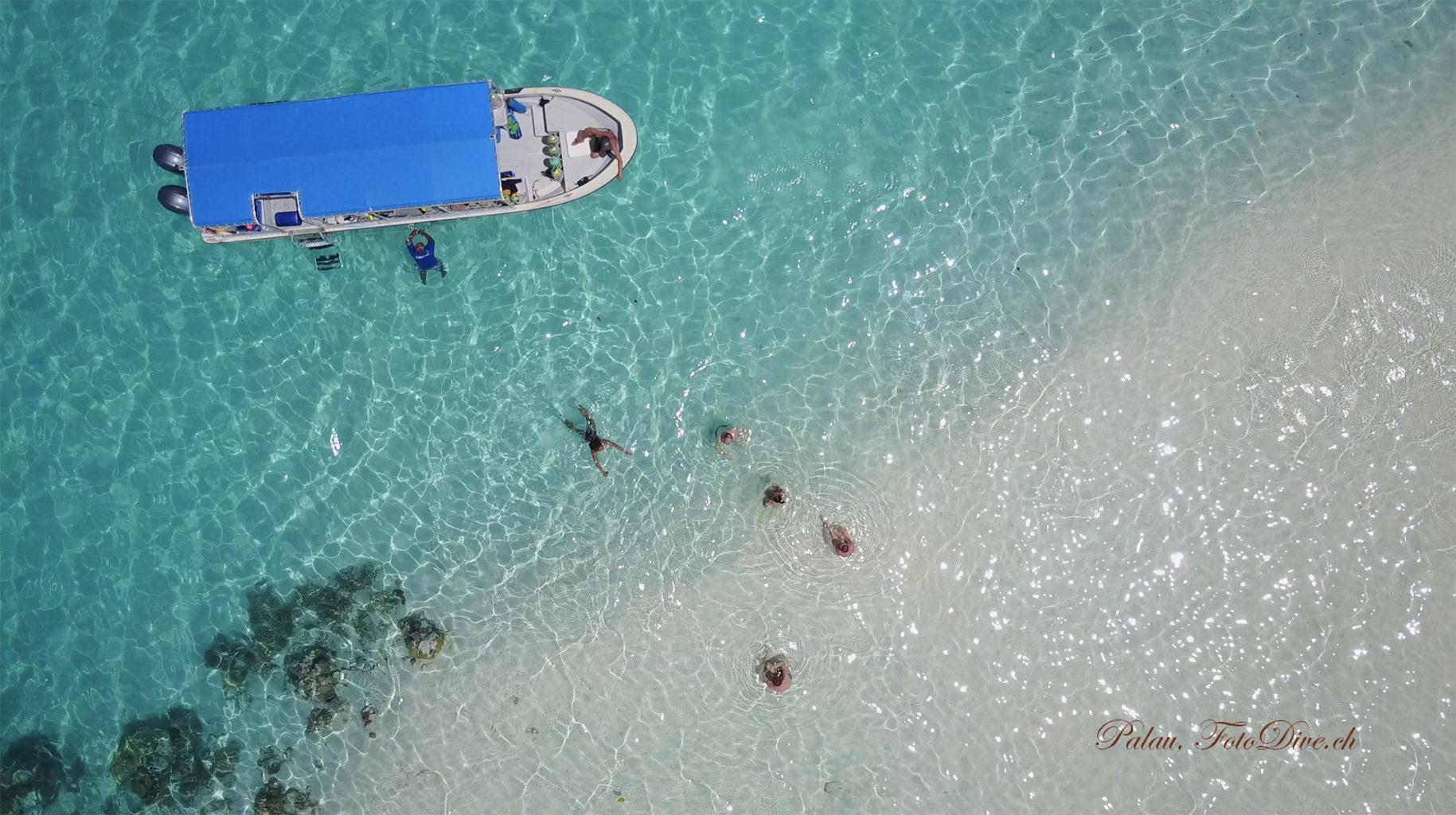 German Channel Palau