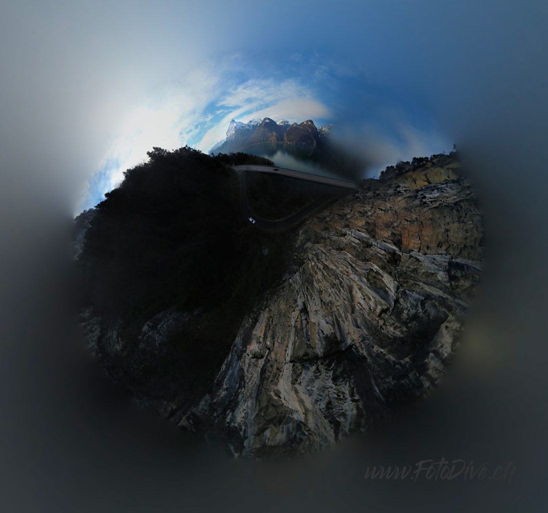 360 Photography, The Axenstrasse, Canton Uri - Switzerland